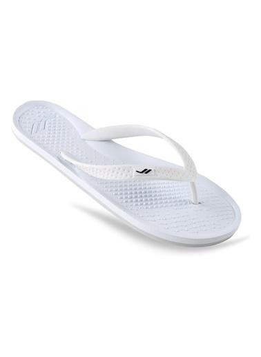 Lescon Plaj Terliği Beyaz